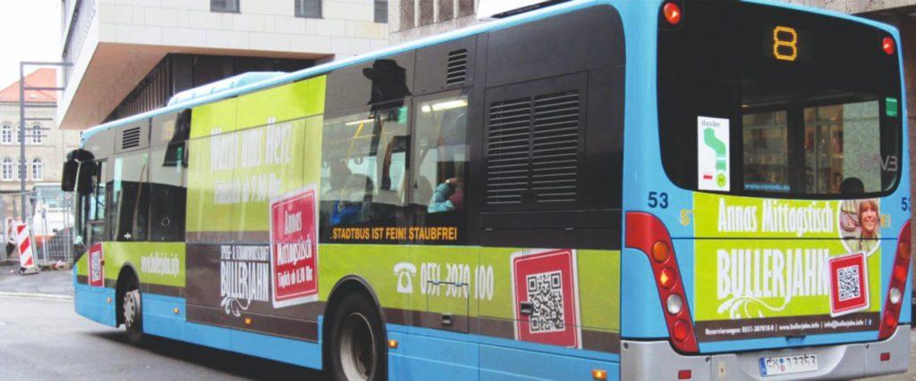 Bullerjahn Bus