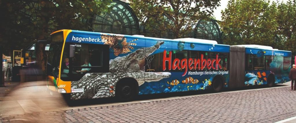 Hagenbeck Bus