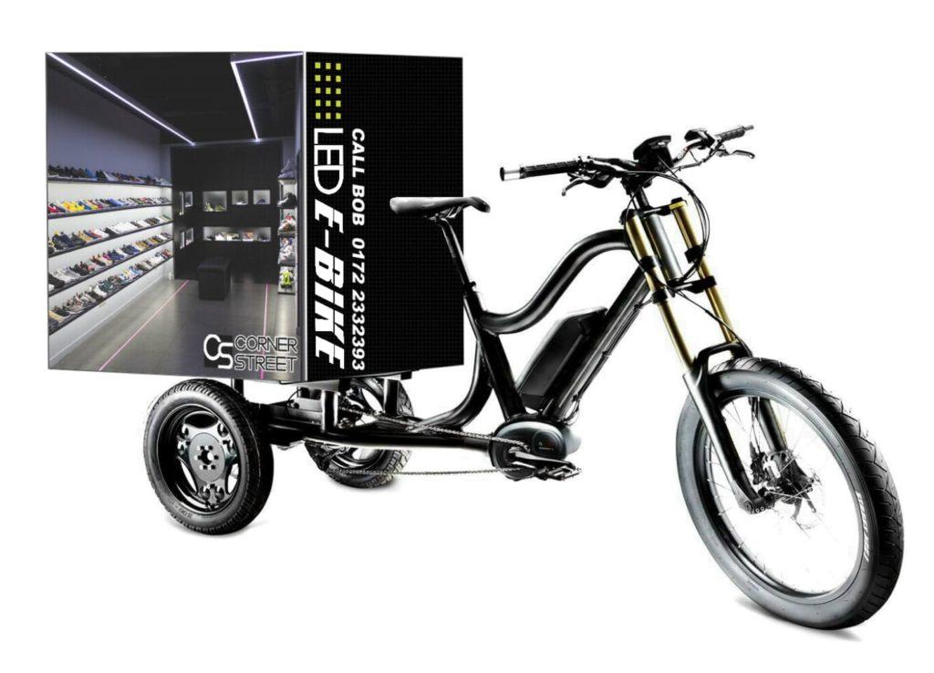 Led-E-Bike