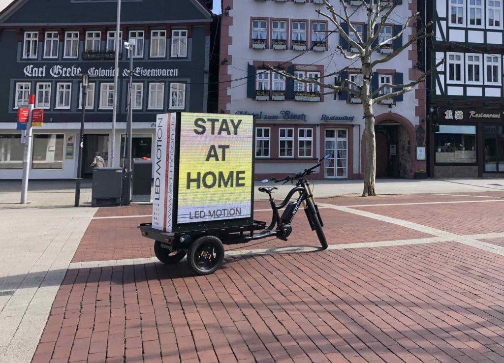 Stay At Home - Bike