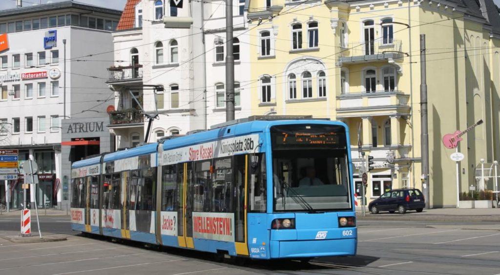 Wellensteyn Straßenbahn