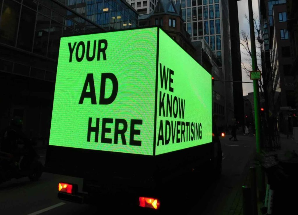 Your AD Here - Truck